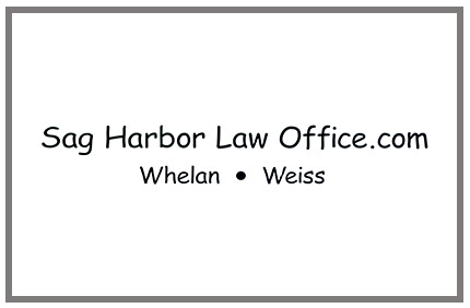 Sag Harbor Law Office – Whelan • Weiss – The Shopping Cove, Sag Harbor, NY